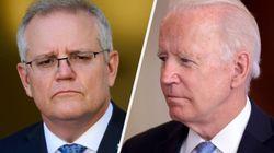 Oh, Joe! Biden Calls The Australian PM 'That Fella Down Under' In Awkward TV
