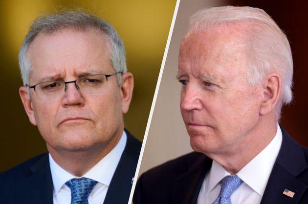 Joe Biden Calls Australian PM That Fella Down Under In Awkward Gaffe