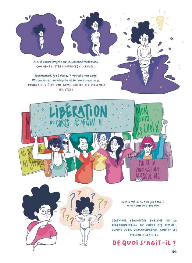 Ces dessins expliquent comment s'armer contre le sexisme ordinaire