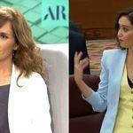 Ayuso indigna al hablar así sobre el look que llevó Mónica García al programa de Ana