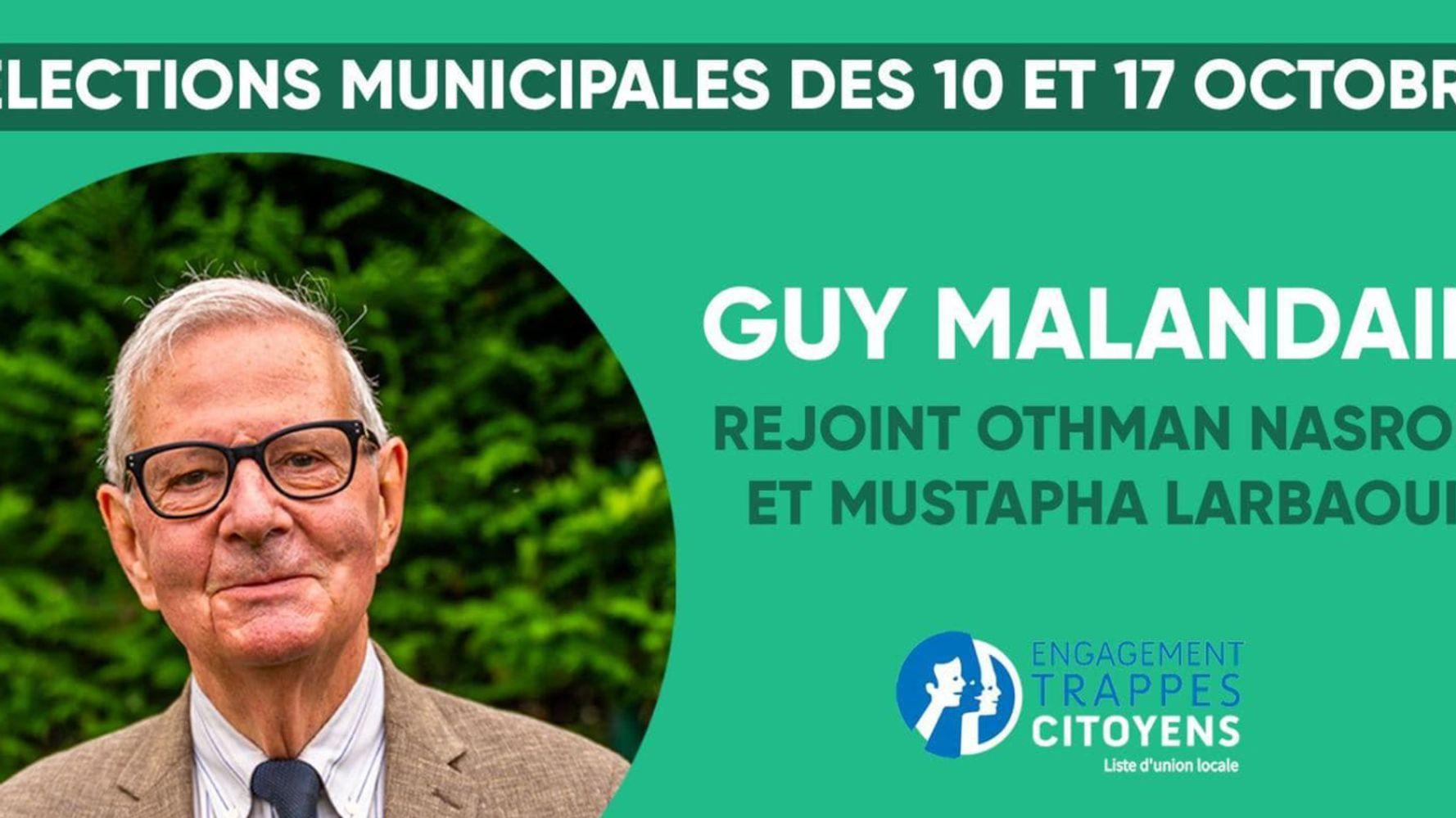À Trappes, l'alliance entre l'ex-maire socialiste et la droite fait hurler Mélenchon