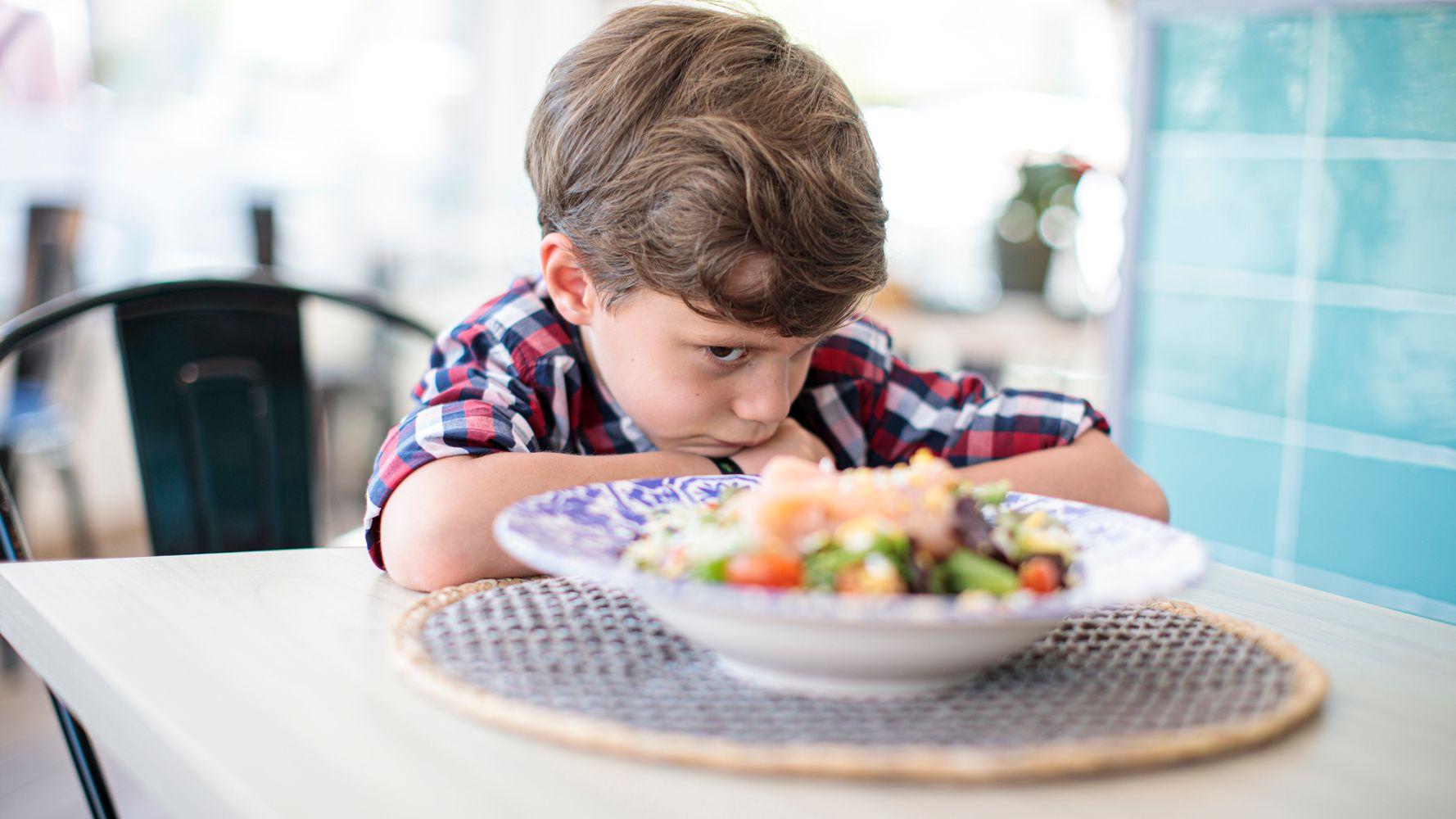 """""""Au secours! Mon enfant ne veut manger que des aliments blancs ou beiges"""""""