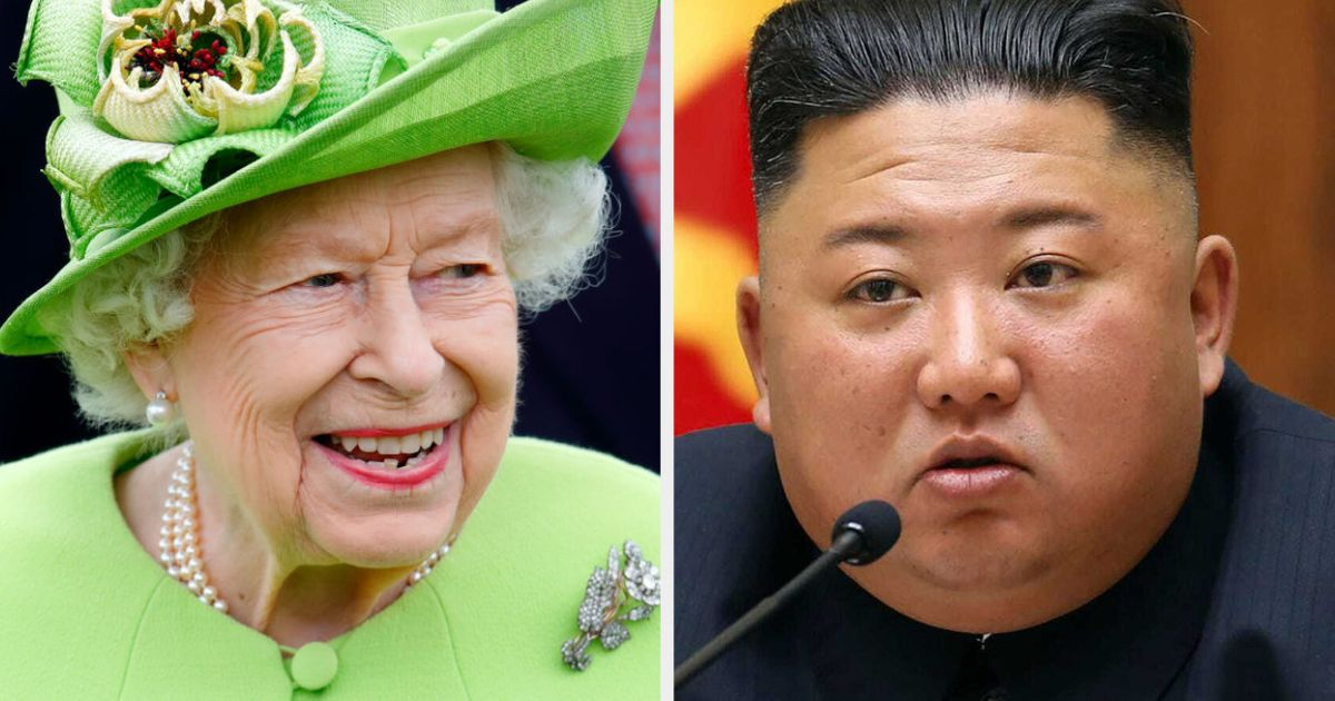 What Was In The Queen's Message To North Korea's Kim Jong Un