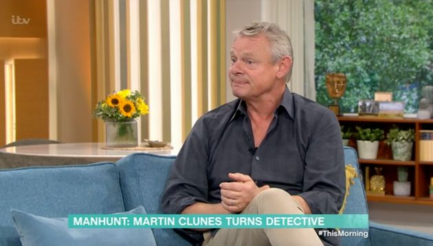 Martin Clunes on This
