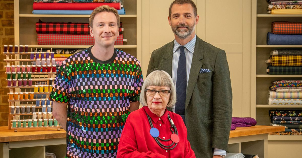 Great British Sewing Bee Unveils New Presenter As Joe Lycett Steps Down As Host