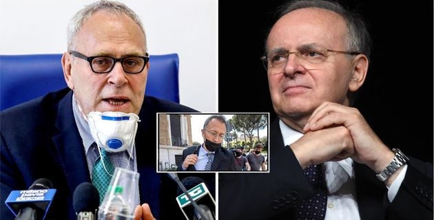 Francesco Greco, Paolo Storari, Piercamillo