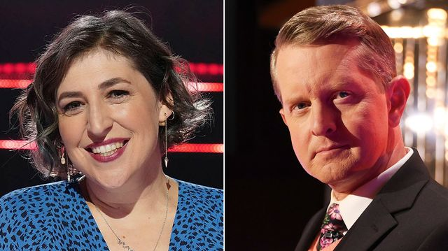 Mayim Bialik And Ken Jennings Will Host 'Jeopardy!' For Rest Of The Year.jpg