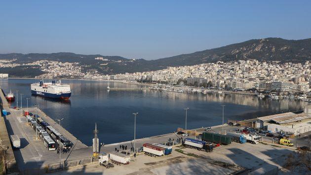 Το λιμάνι της