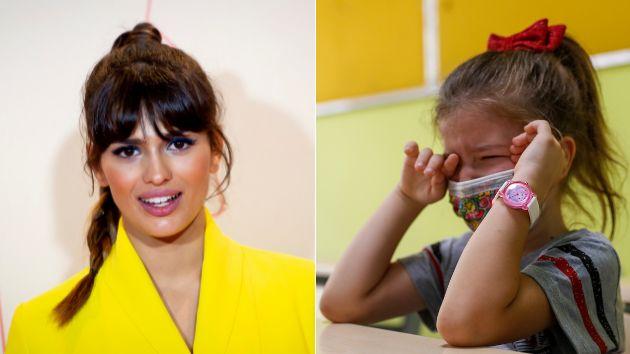 ¿Hay que dejar a los niños llorando en la escuela?