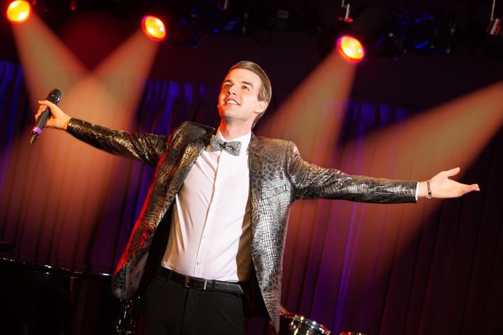 """Mark William will perform """"Back With A Beat"""" in New York Sept. 25."""
