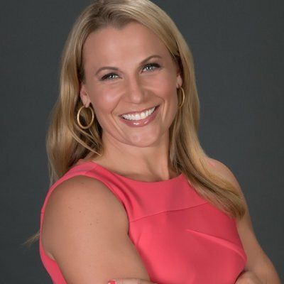 Lisa Byington is making history as the Milwaukee Bucks' new play-by-play voice on their television broadcasts. The team says she's the first woman to work as a full-time television play-by-play announcer for any major men's professional sports team.