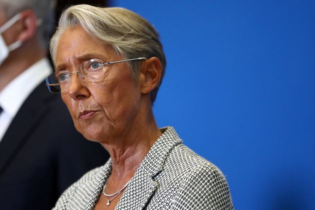 Élisabeth Borne, ici à Paris, le 30 août
