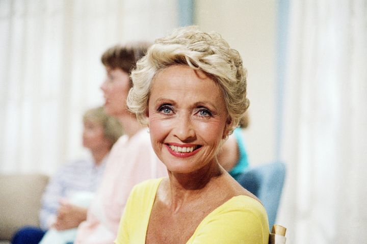 Actress Jane Powell in 1986. (AP Photo)