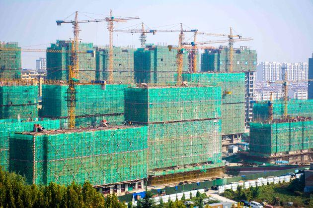 中国で進む不動産開発(山東省/2020年)