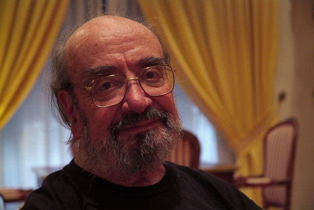 Alfonso Sastre en 2007 durante la presentación de su obra '¿Dónde estas, Ulalume,...