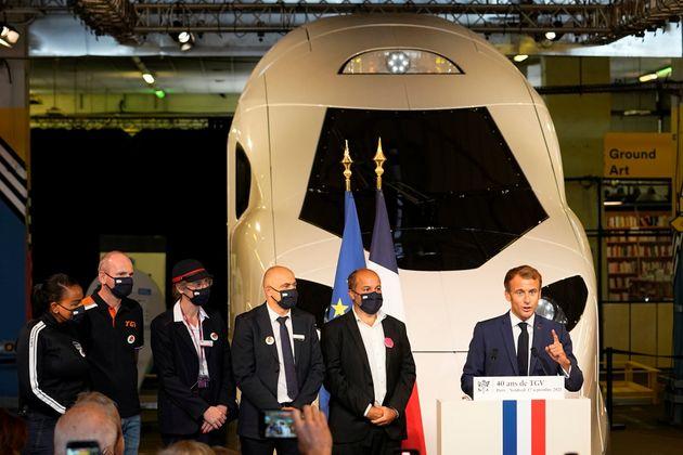 À quoi ressemble le nouveau TGV M dévoilé par