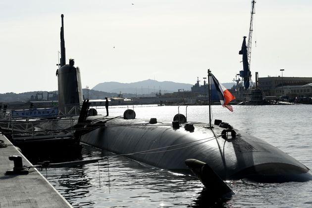 Le nouveau sous-marin nucléaire d