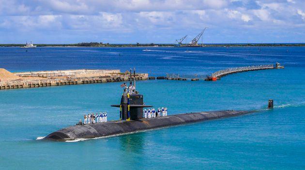 Αμερικάνικο υποβρύχιο...