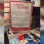 Cette librairie reverse les recettes du livre de Zemmour à une association d'aide aux