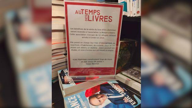 L'initiative de la librairie