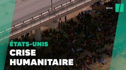 Des milliers de migrants sous un pont à la frontière avec le Texas, Joe Biden