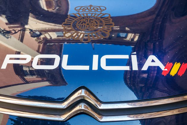 Patrulla del cuerpo de la Policía