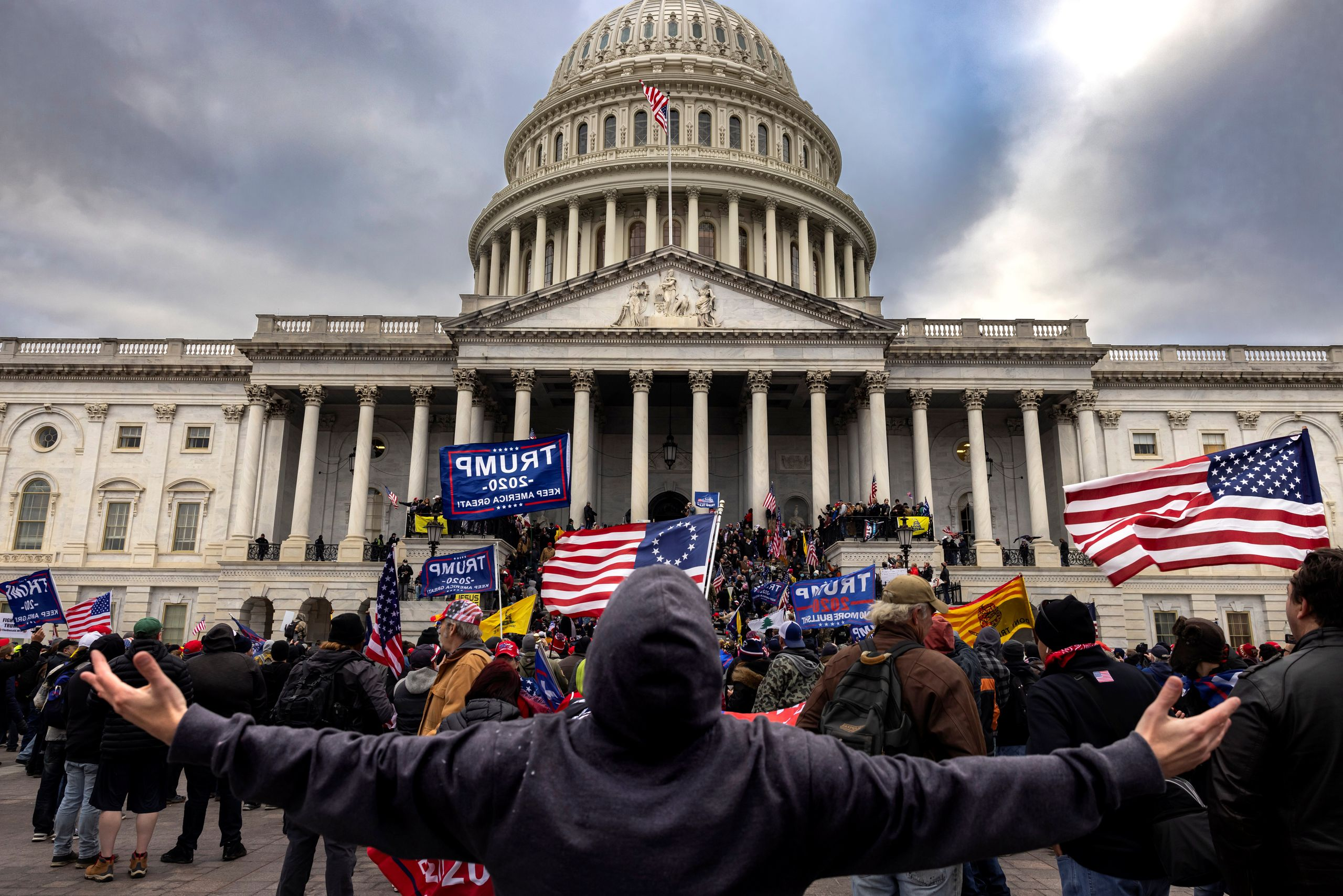 The Jan. 6 riot at the U.S. Capitol was a visible attack on American elections. But the ensuing Republican attempts to instit