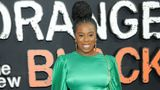 ALICE TULLY HALL, NEW YORK CITY, NY, UNITED STATES - 2019/07/25: Uzo Aduba attends the 'Orange Is The New Black' Final Season Premiere in New York. (Photo by Efren Landaos/SOPA Images/LightRocket via Getty Images)
