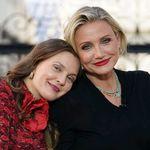 「素敵な年の重ね方」と反響。キャメロン・ディアスとドリュー・バリモアの写真が微笑ましい(画像集)