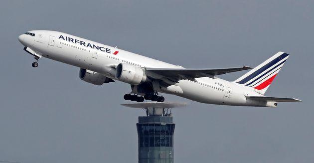 Un avion d