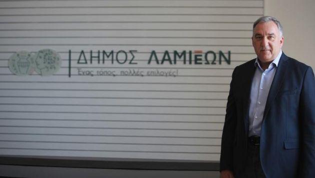 Ο δήμαρχος Λαμιέων, Θύμιος