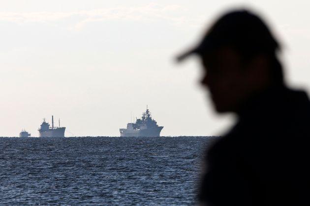Διάβημα διαμαρτυρίας της Αθήνας για την παρενόχληση του ερευνητικού πλοίου Nautical Geo από την