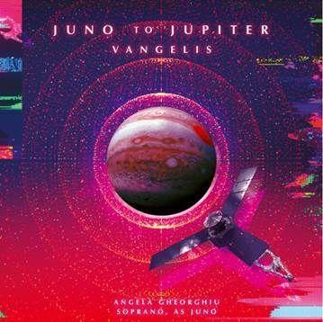 Βαγγέλης Παπαθανασίου: Εμπνευσμένο από την αποστολή της NASAστον Δία το νέο άλμπουμ