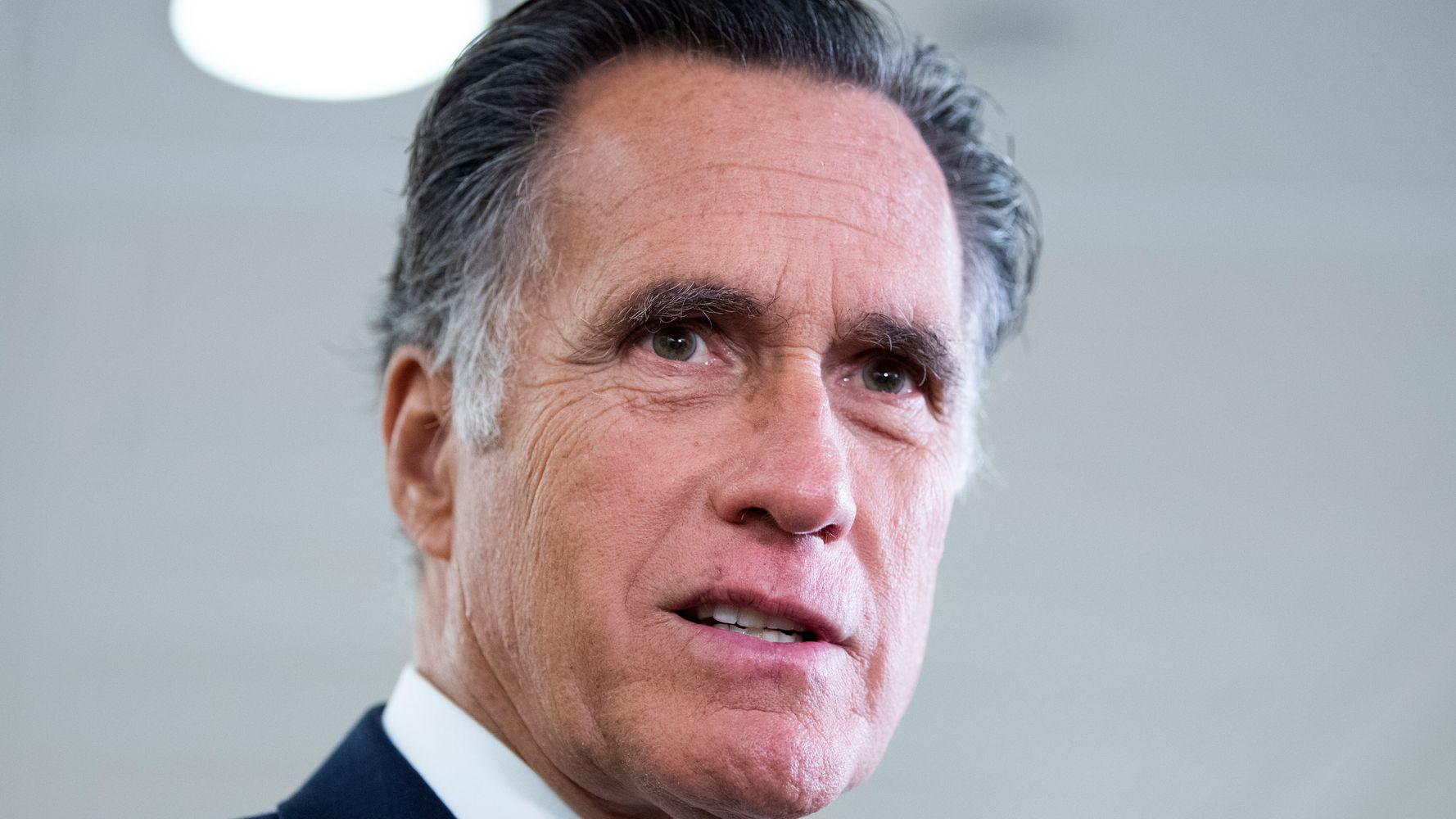 Mitt Romney Slams Tucker Carlson's Meeting With Hungary Strongman Viktor Orban