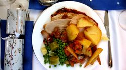 Christmas Dinners 'Could Be Cancelled' Thanks To CO2