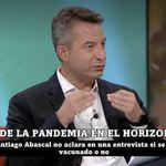 El doctor Carballo cambia el tono y habla así de Santiago Abascal en 'LaSexta