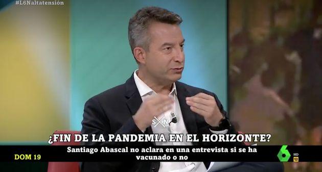 El doctor César Carballo, en 'LaSexta