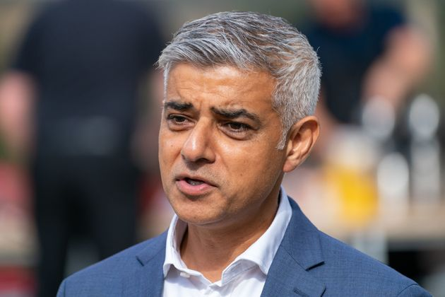 Mayor of London Sadiq Khan said he was
