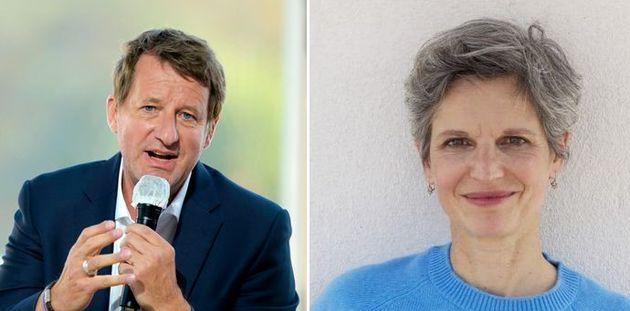 Yannick Jadot et Sandrine Rousseau qualifiés pour le second tour de la primaire