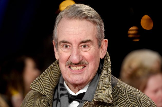 John Challis pictured in