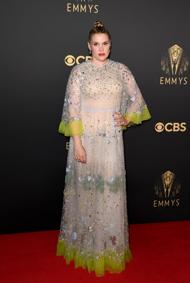 """LONDON, ENGLAND - SEPTEMBER 19: Emerald Fennell attends the """"The Crown"""" 73rd Primetime Emmys Celebration at Soho House on Sep"""