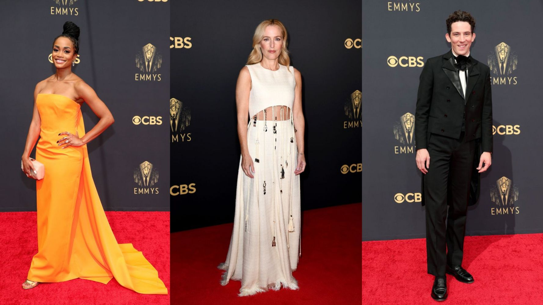 Emmy Awards 2021: See What The Best-Dressed Celebrities Wore On The Red Carpet