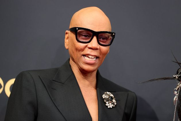 RuPaul attends the 73rd Primetime Emmy Awards at L.A. LIVE on September 19, 2021 in Los Angeles, California....