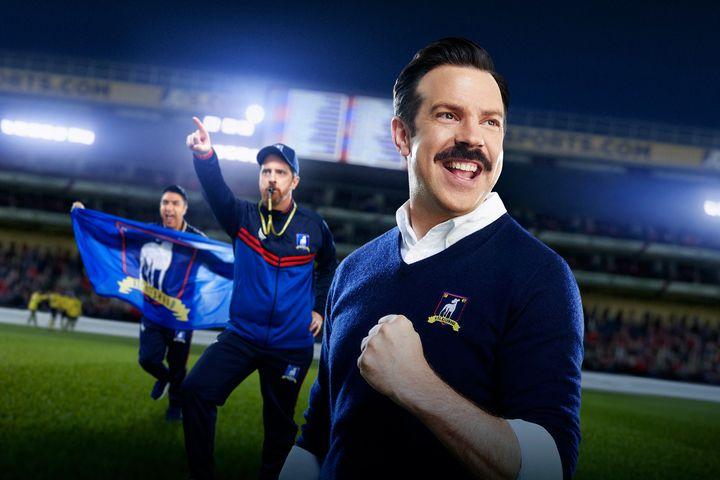 Imagen promocional de la serie 'Ted Lasso'.
