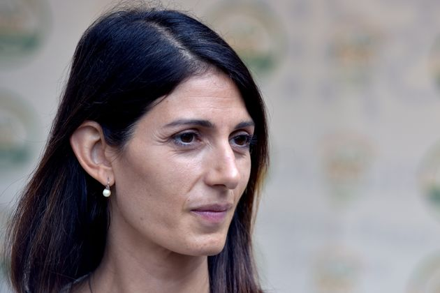 ROME, ITALY - SEPTEMBER 09: Virginia Raggi attends the opening of the electoral campaign of the 'Roma...