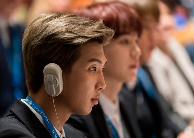 BTS、心に響く前回の国連スピーチを振り返る「人生でたくさんのミスをしてきました」【全文】