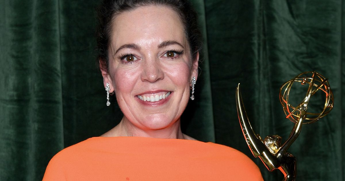Olivia Colman Breaks Down In Tears And Drops The F-Bomb During Emotional Emmys Acceptance Speech