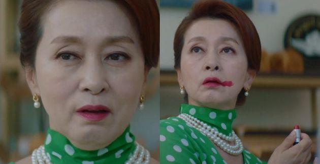 '슬기로운 의사생활' 석형 엄마를 연기했던 배우