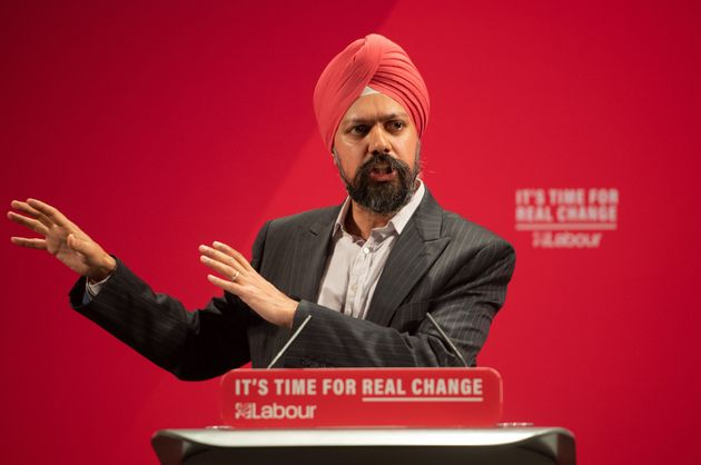 Tan Dhesi, Labour Party MP for
