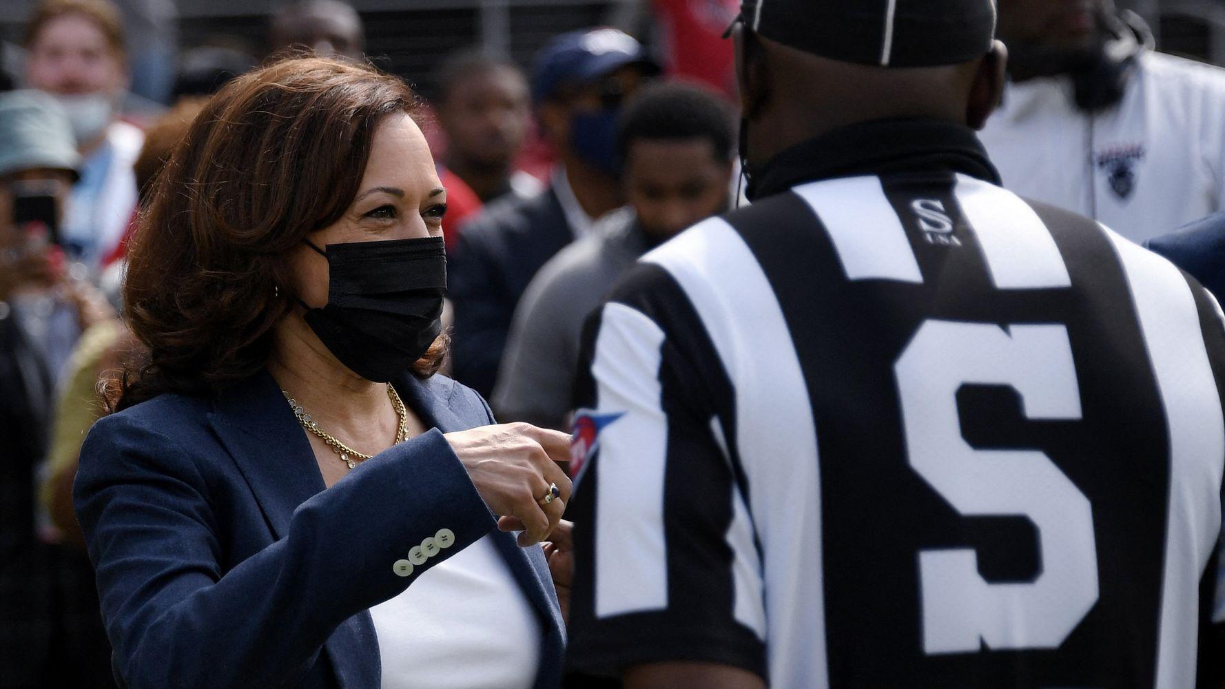 Fox News Host Rachel Campos-Duffy Attacks Kamala Harris For Attending A Football Game